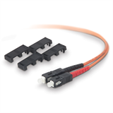 Multimode Duplex Fiber Patch Cable, SC/SC, 50  feet P-F2F20277