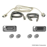 Pro Series OmniView™ KVM PS/2 Cable Kit - 6 feet P-F3X982