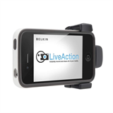 LiveAction Camera Grip for iPod/ iPhone  P-F8Z888