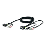 SOHO KVM Replacement Cable Kit, VGA & USB P-F1D9103