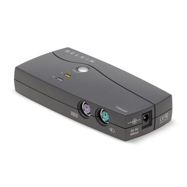 OmniView® E Series 2-Port KVM Switch with Cables -$ HeroImage