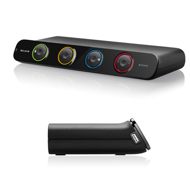4-Port SOHO KVM Switch, DVI & USB -$ HeroImage
