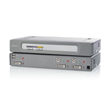 OmniView® Secure DVI-D Dual-Link 2-Port KVM-Switch P-F1DN102D