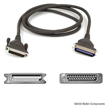Pro Series IEEE 1284 Parallel Printer Cable (A/B) -$ HeroImage