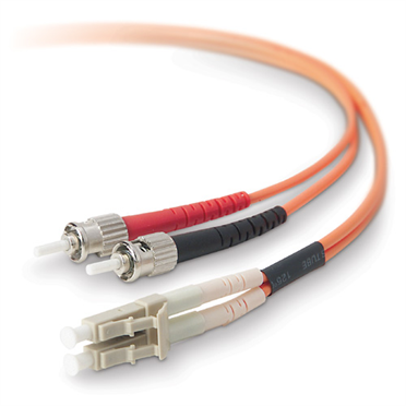 Belkin Fiber Optic Cable; Multimode LC/ST Duplex MMF, 62.5/125 -$ HeroImage