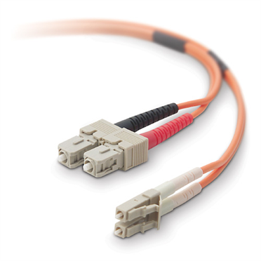 LC / SC Multimode 62.5/125 µm Duplex Fibre Patch Cable -$ HeroImage