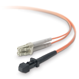 LC / MTRJ Multimode 62.5/125 µm Duplex Fibre Patch Cable P-F2F202L9