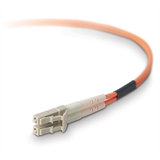 LC / LC Multimode 62.5/125 µm Duplex Fibre Patch Cable P-F2F202LL