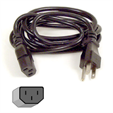 Belkin PRO Series AC Power Replacement Cable P-F3A104