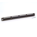 24-Port CAT 5 Patch Panel P-F4P338-24-AB5