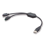 USB to PS/2 Adapter P-F5U119E