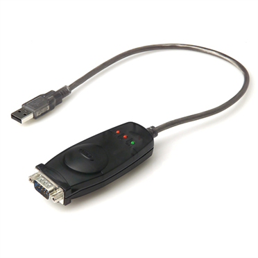USB-to-Serial Portable Adapter -$ HeroImage