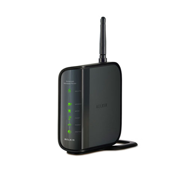 Kabelloser Enhanced Router -$ HeroImage
