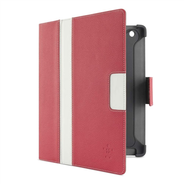 Cinema Stripe Folio with Stand for iPad 3rd gen and iPad 2 -$ HeroImage