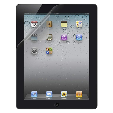 TrueClear Transparent Screen Protector for iPad 2 or later - 2 Pack -$ HeroImage