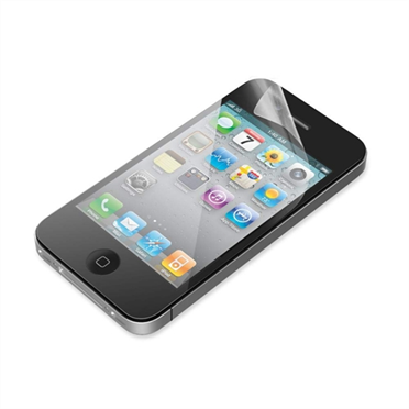Transparent Overlay (3pcs Pack)  for iPhone 4S  -$ HeroImage