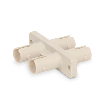 Belkin ST/ST Multimode Duplex Fiber Optic Coupler -$ HeroImage