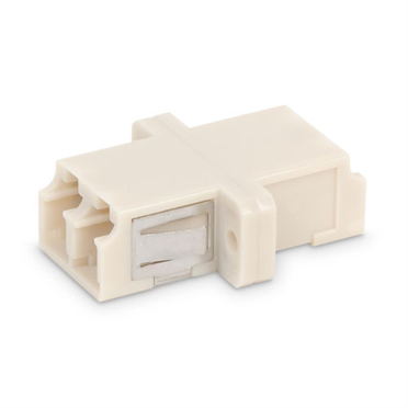 Belkin LC/LC Multimode Duplex Fiber Optic Coupler -$ HeroImage