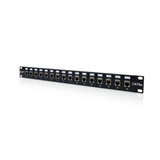 Belkin 16-port CATA6a Patch Panel P-F4P600-16