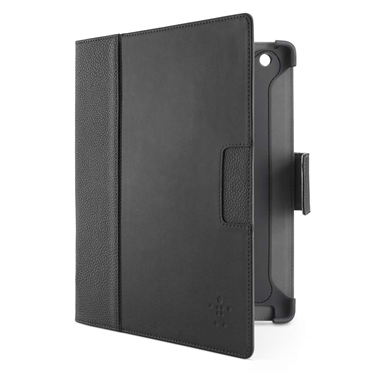 Cinema Leather Folio with Stand for iPad 3rd gen and iPad 2 -$ HeroImage