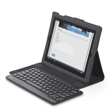 YourType Folio + Keyboard for iPad (4th & 3rd gen) and iPad 2 P-F5L114