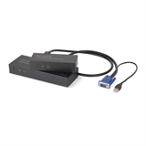OmniView® USB CAT5 Extender and KVM Switch P-F1D086U