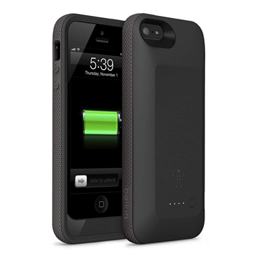 Grip Power Battery Case for iPhone 5 and iPhone 5s **Certified Refurbished P-F8W292-RM