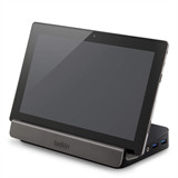 Windows 8 Tablet Dual Video Docking Stand with USB 3.0 P-B2B043