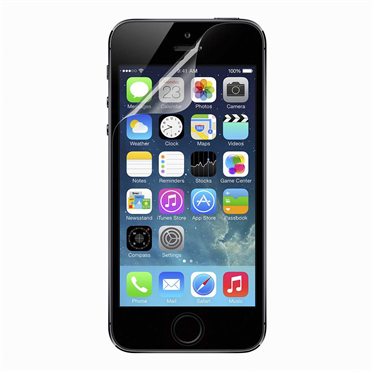 TrueClear Transparent Screen Protector for iPhone 5/5s -$ HeroImage