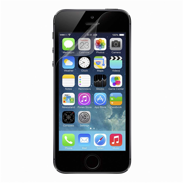 TrueClear Anti-Smudge Screen Protector for iPhone 5 -$ HeroImage