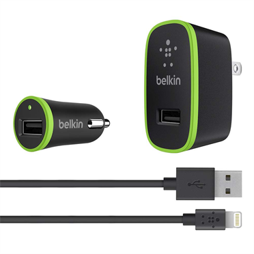 Charger Kit with Lightning to USB Cable (10 Watt/2.1 Amp Each) -$ HeroImage