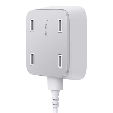 Family RockStar 4-Port USB Charger P-F8M990