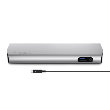 Thunderbolt™ 3 Express Dock HD with 3.3-ft /1-m Cable -$ HeroImage