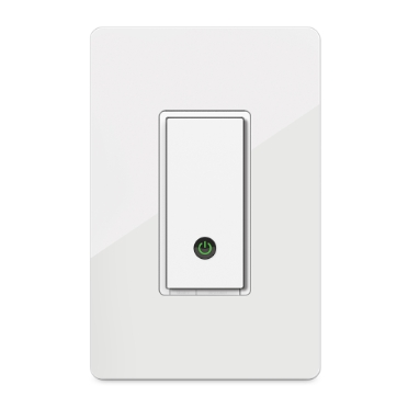 Wemo wi fi smart light switch wemo wi fi smart light switch heroimage aloadofball Gallery