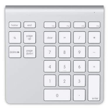 YourType™ <i>Bluetooth</i><sup>&reg;</sup> Wireless Keypad  -$ HeroImage