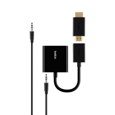 Universal HDMI to VGA Adapter with Audio -$ HeroImage