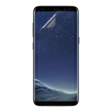 ScreenForce® Transparent Screen Protector for Samsung Galaxy S8 (2-Pack) -$ HeroImage