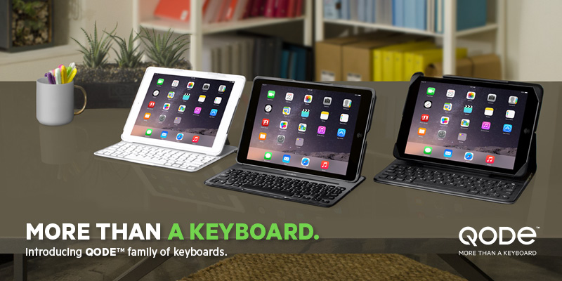 Ultimate Pro Keyboard for iPad Air