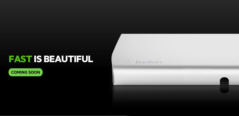 Thunderbolt Epxress Dock