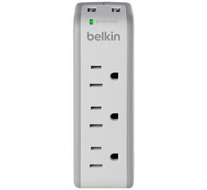 Belkin SurgePlus™ USB Swivel Charger