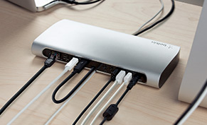 New Thunderbolt Dock