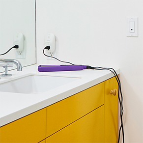 Wemo Switch with Curling Iron
