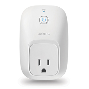 Wemo Switch Product Shot