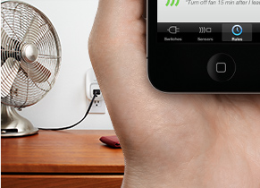 Set Schedules with WeMo App