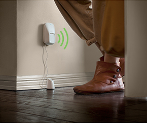 WeMo Motion Turns Electronic Devices On/Off