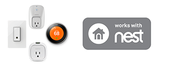 WeMo werkt met de Nest Learning Thermostat