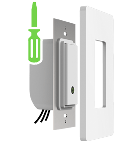 WeMo Light Switch Professional Installation