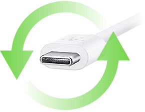 BELKIN USB-C REVERSIBLE CONNECTOR