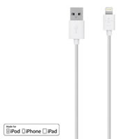 Belkin MIXIT Lightning to USB ChargeSync Cable - Lightning Connector for iPhones, iPads, and iPods