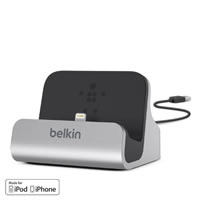 Belkin Charge + Sync Dock for iPhone 5 - Compatibility Information